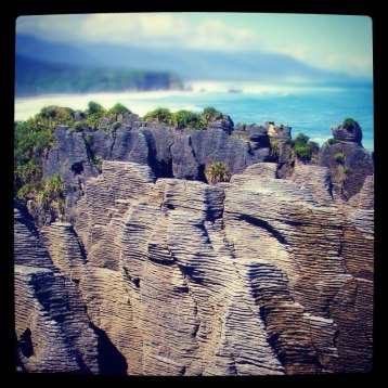 Punakaiki Rocks, New Zealand