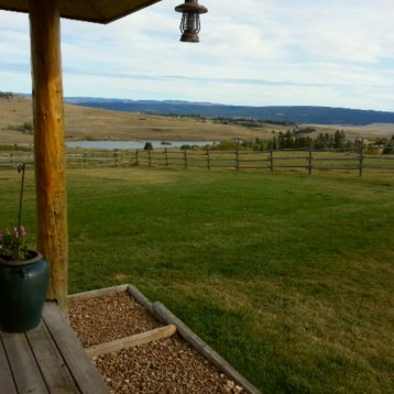 Horse Homestay, British Columbia, Canada