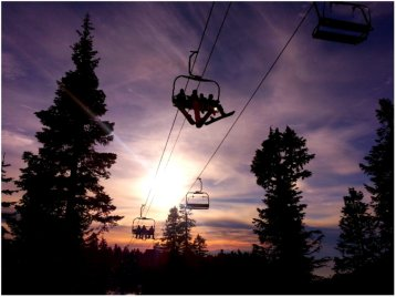Grouse Mountain, Vancouver, British Columbia, Canada
