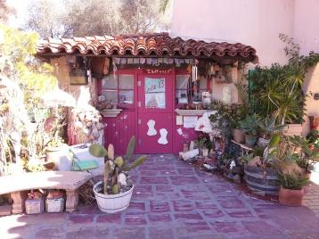 Spanish Art Galleries, Balboa Park, San Diego, California