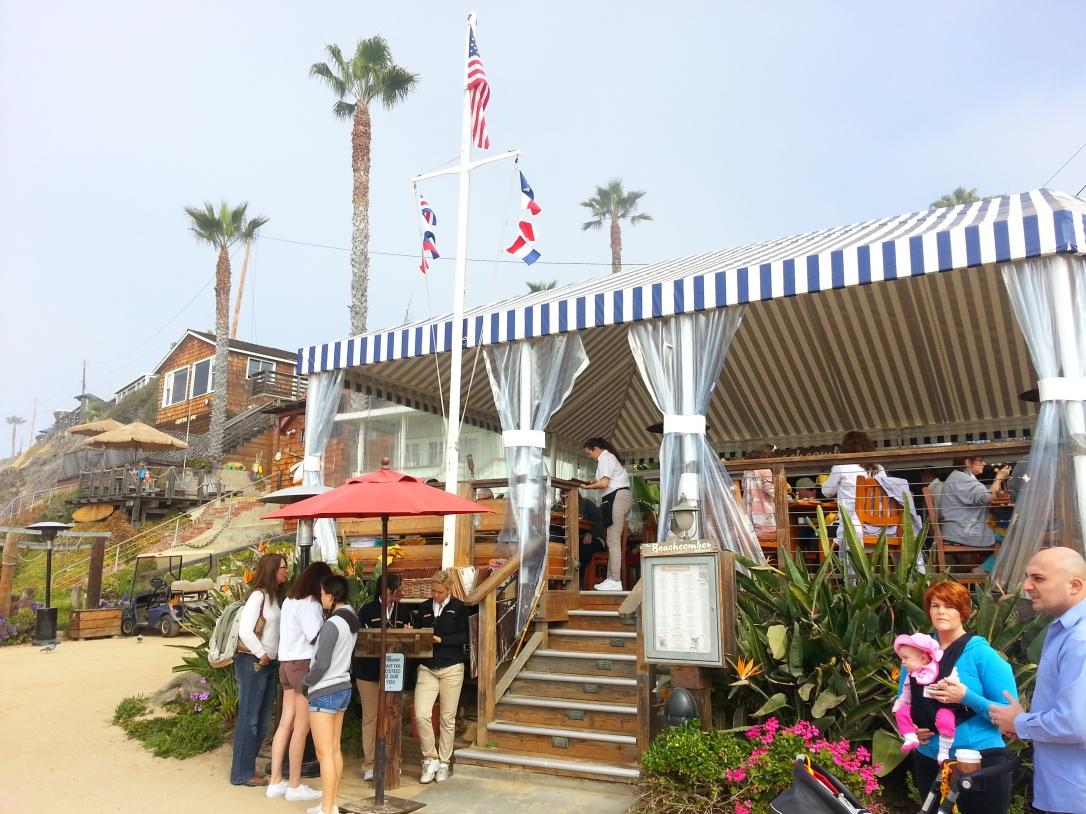 Beach Comber Cafe