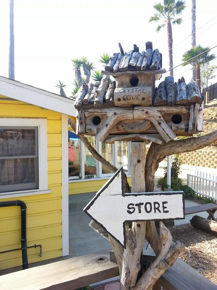 crystal cove shop