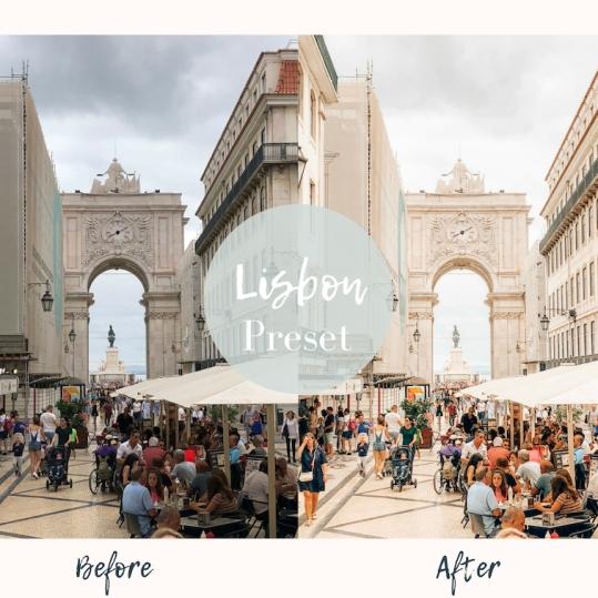 Lisbon Preset