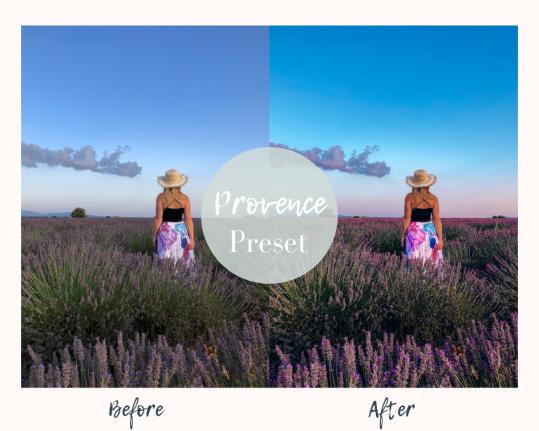 Provence Preset