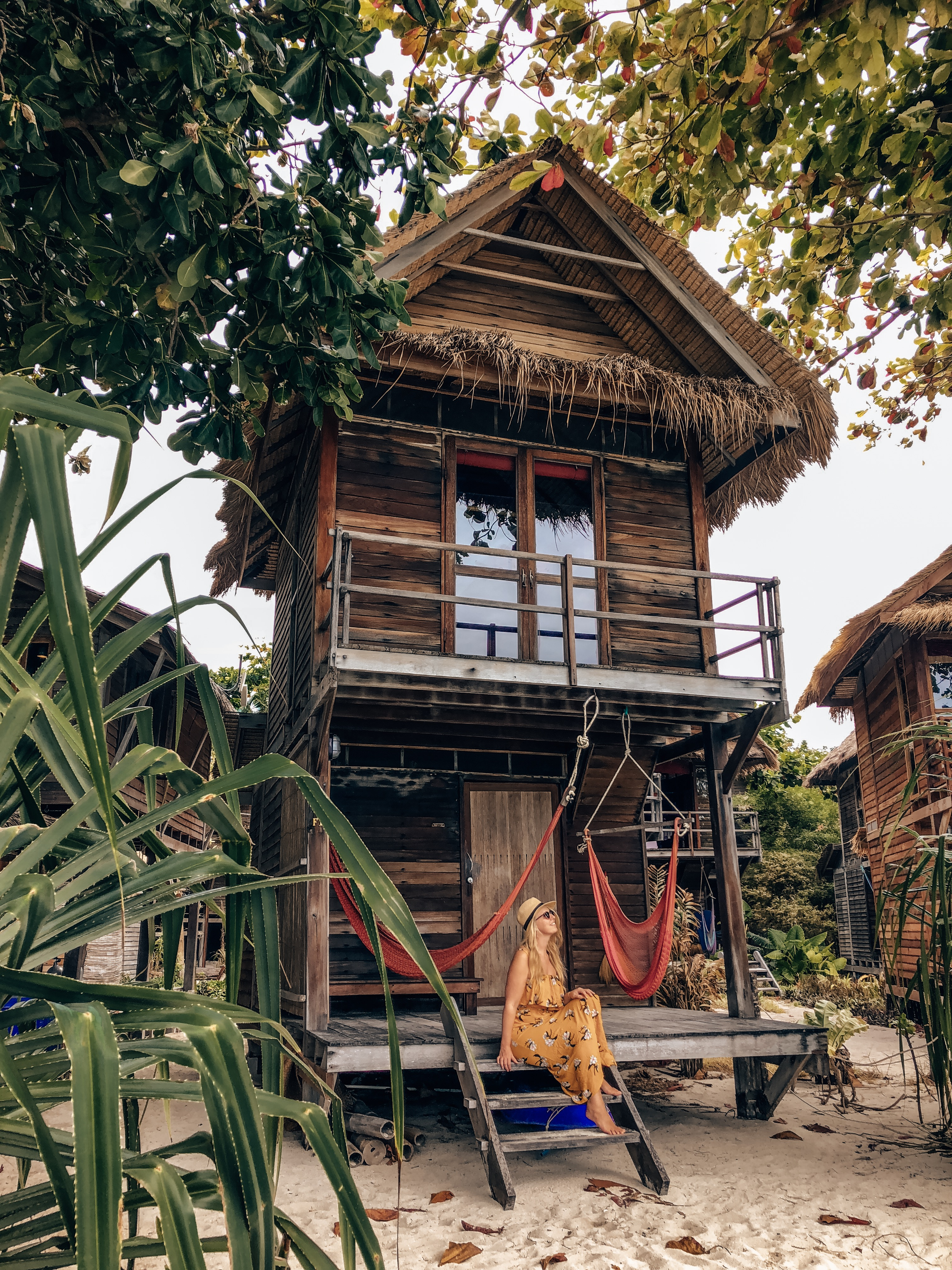 Castaway Resort Thai beachfront villa on Koh Lipe Island