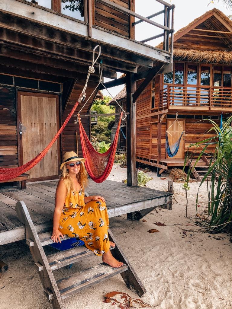 Private Beachfront villa accommodation on Koh Lipe Thailand