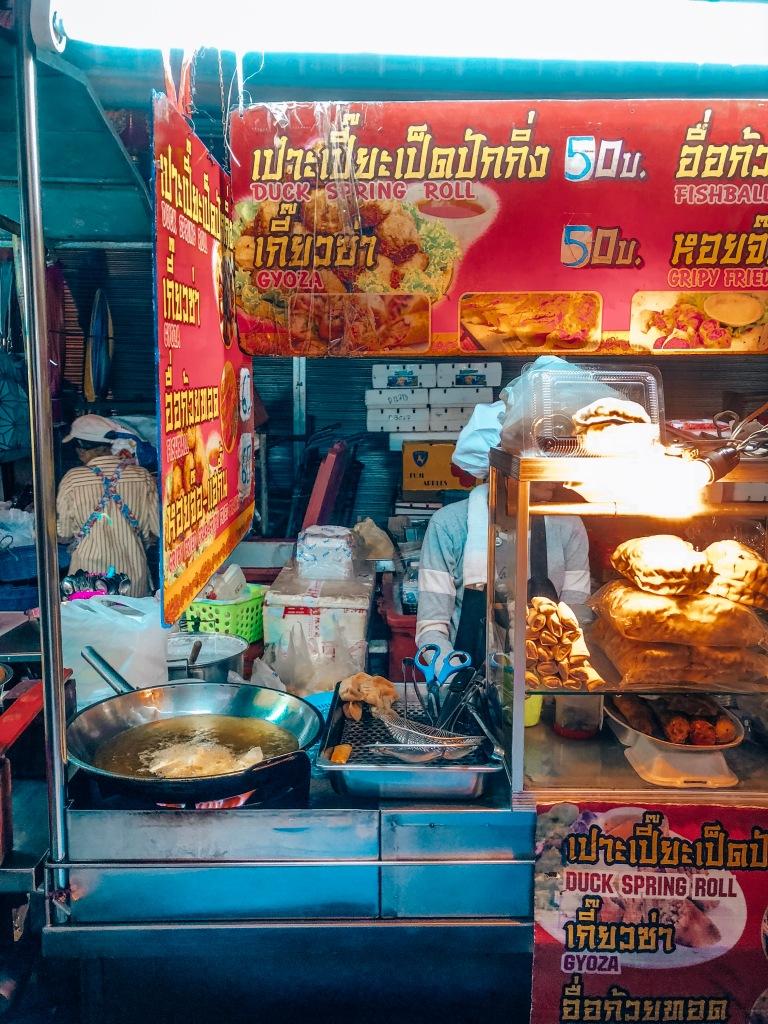 Chinatown Gyozas, Bangkok
