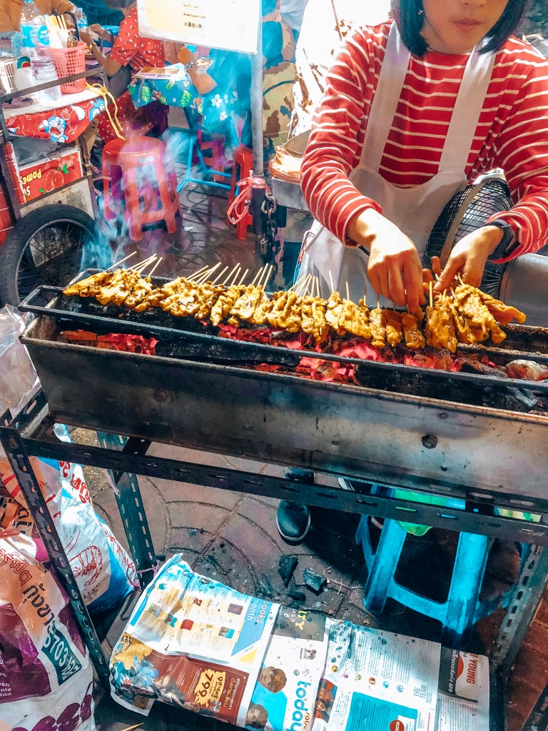 Streetfood in Chinatown, Bangkok