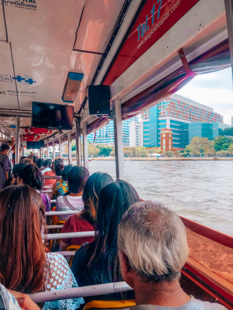 Riverboat Bangkok