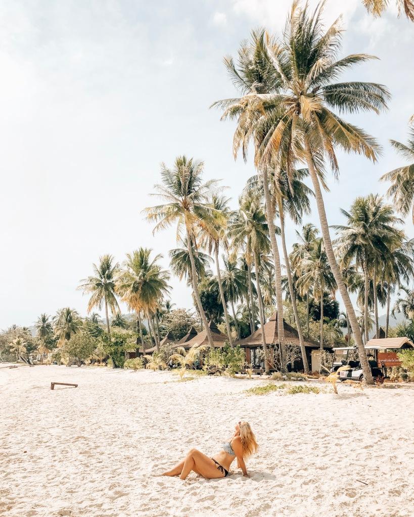 Tropical Sivalai Beach, Koh Mook, Thailand