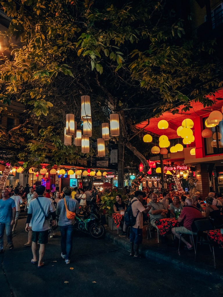 Soi Rambuttri, Bangkok