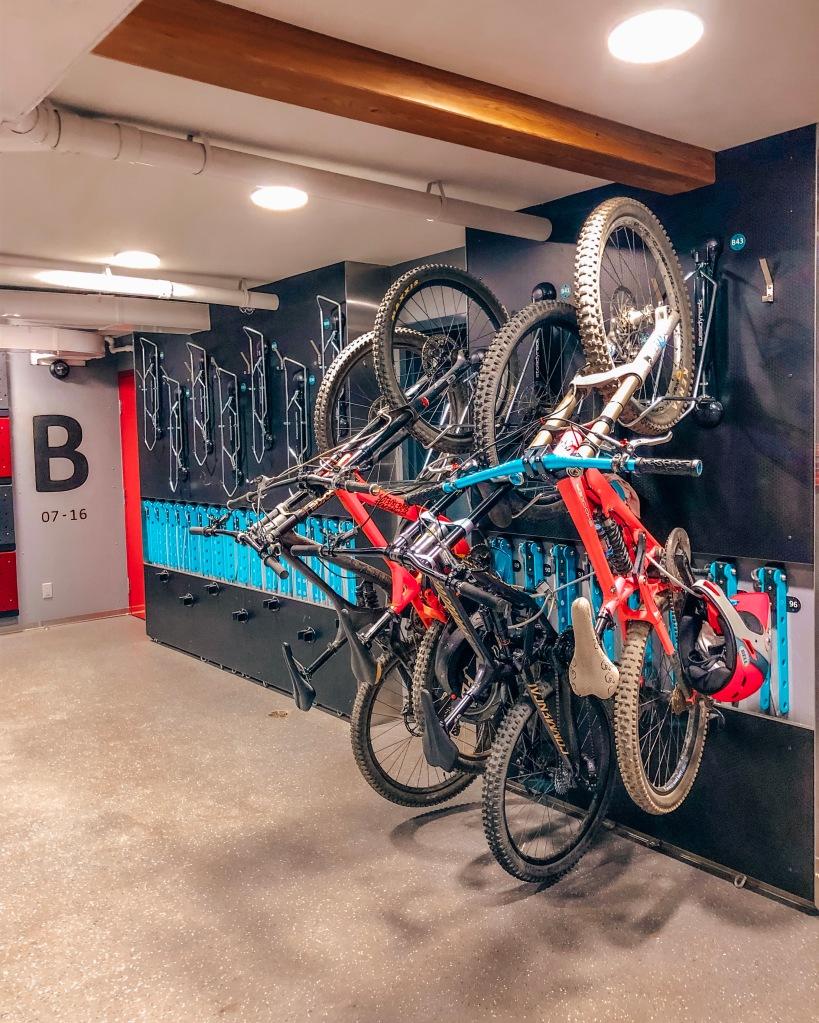 Bike Storage Pangea Pod