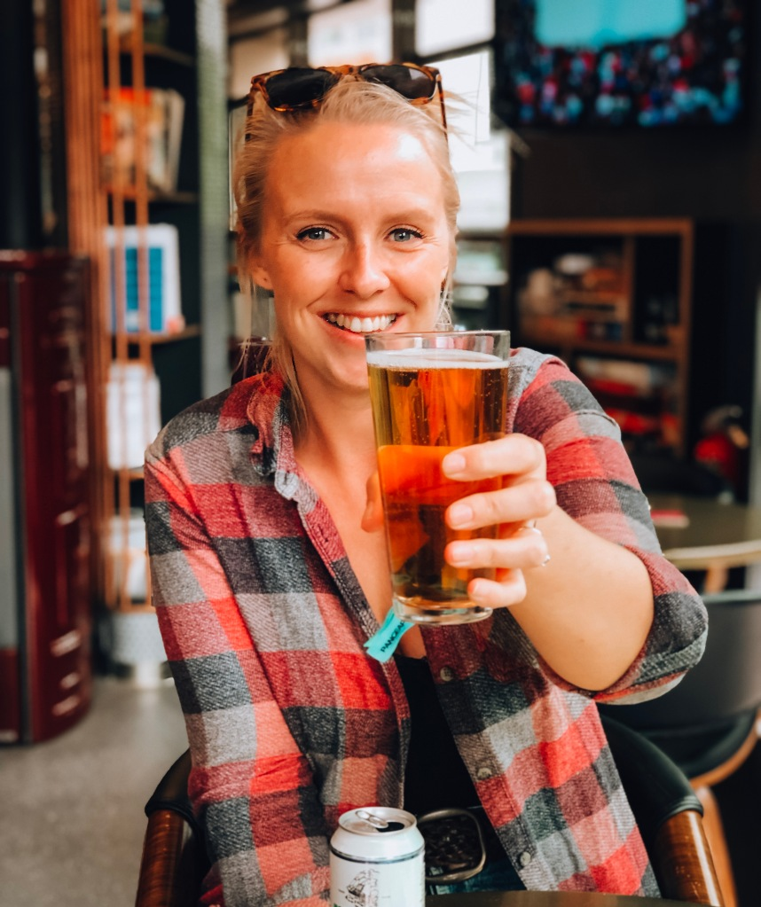 Happy Hour at Pangea Pod Hotel, Whistler