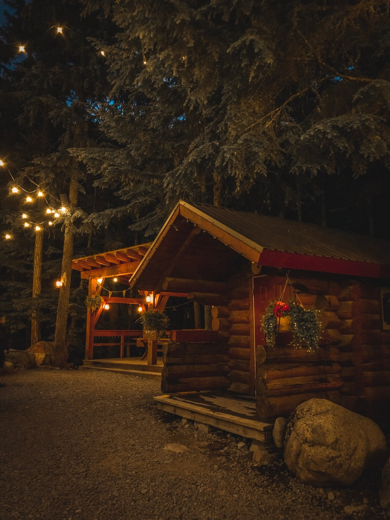Log Cabins, Vallea Lumina Whistler