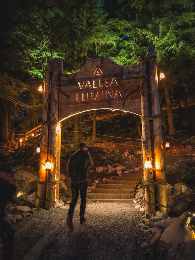 Vallea Lumina, Whistler