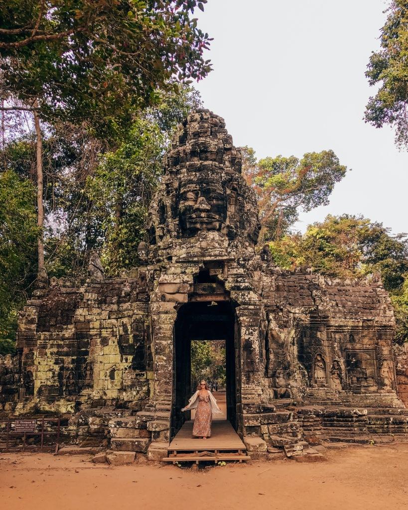 Banteay Kdei Temple, Siem Reap