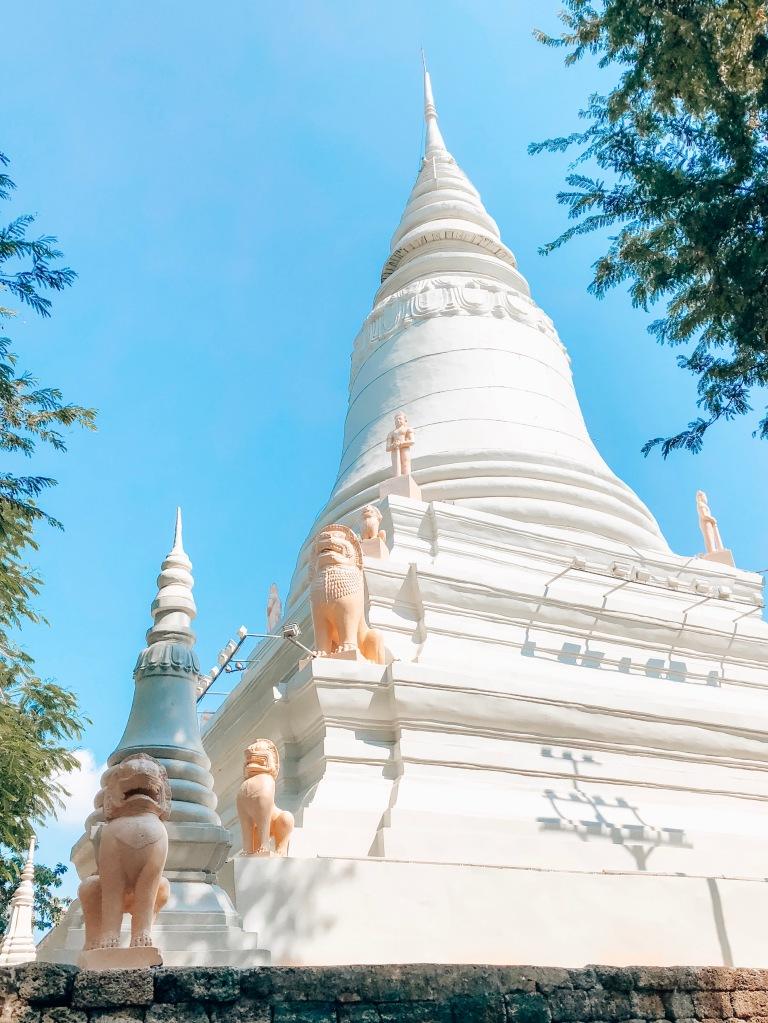 Wat Phnom Temple, Phnom Penh
