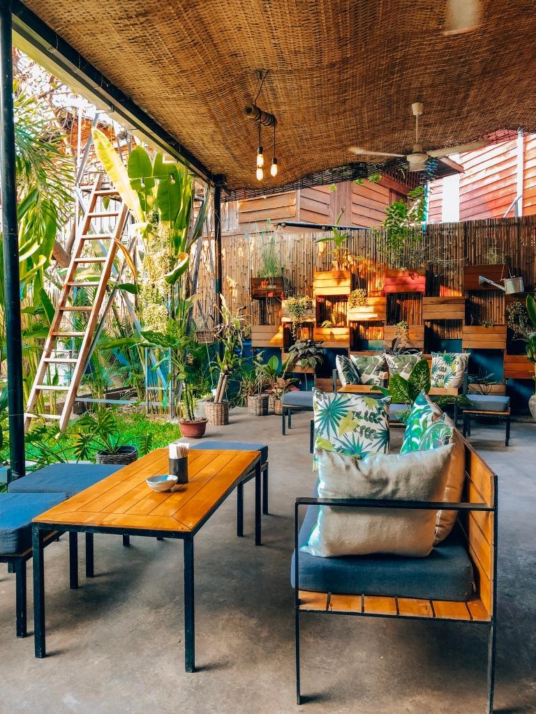 Wild Restaurant, Siem Reap