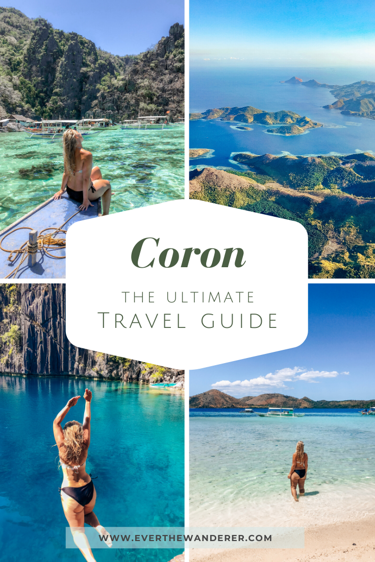 Coron Pinterest Pin