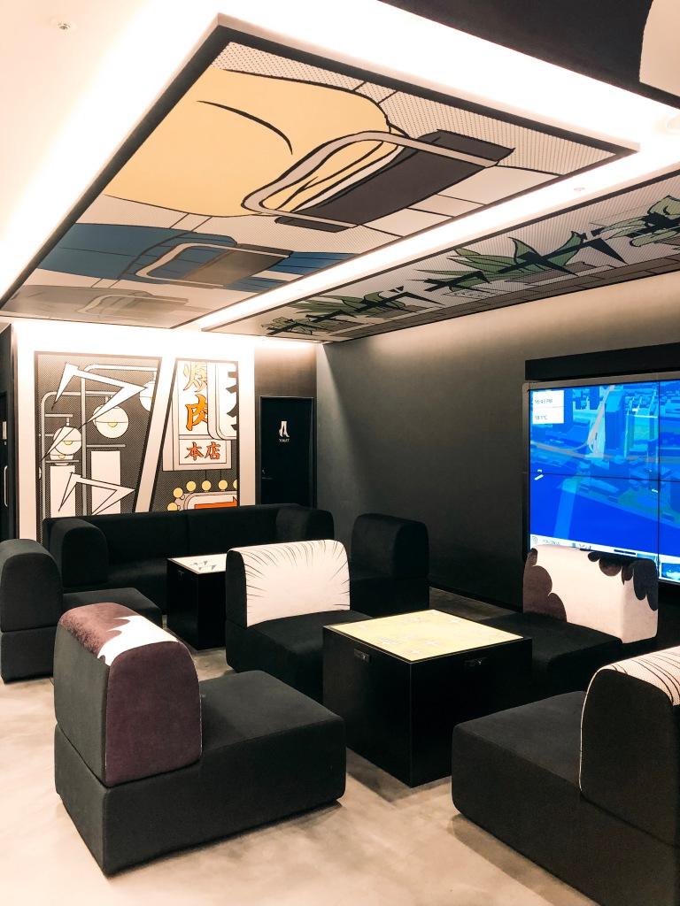 Hotel Tavinos Lounge