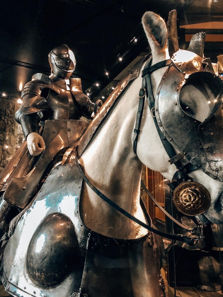 London Pass Armour