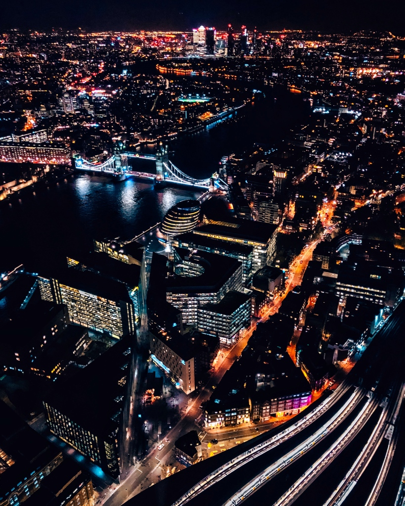 The London Pass, View from the Shard