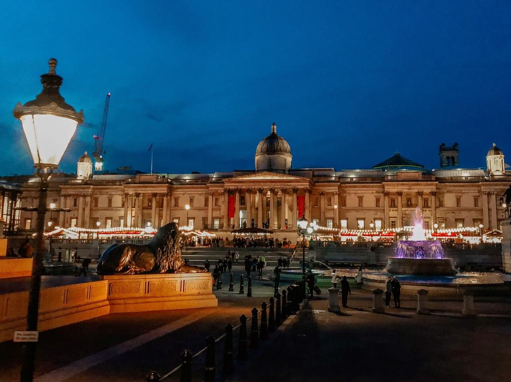 Trafalgar Square The london Pass
