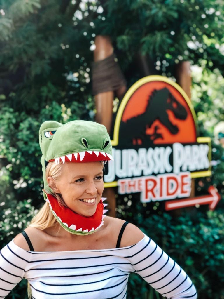 Universal Studios Japan Dinosaur Hat