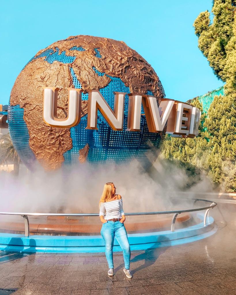 Universal Studios Japan Globe