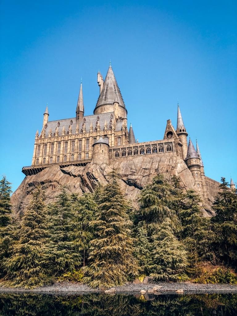Universal Studios Japan Hogwarts Castle.JPG