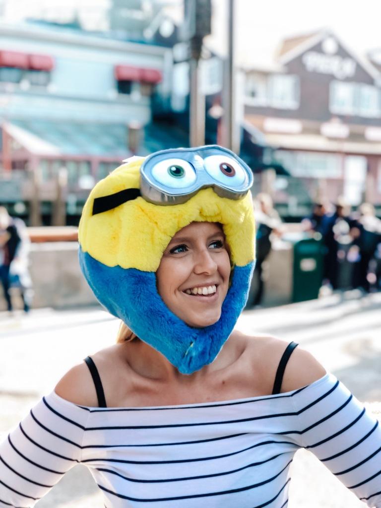 Universal Studios Japan Minion Hat
