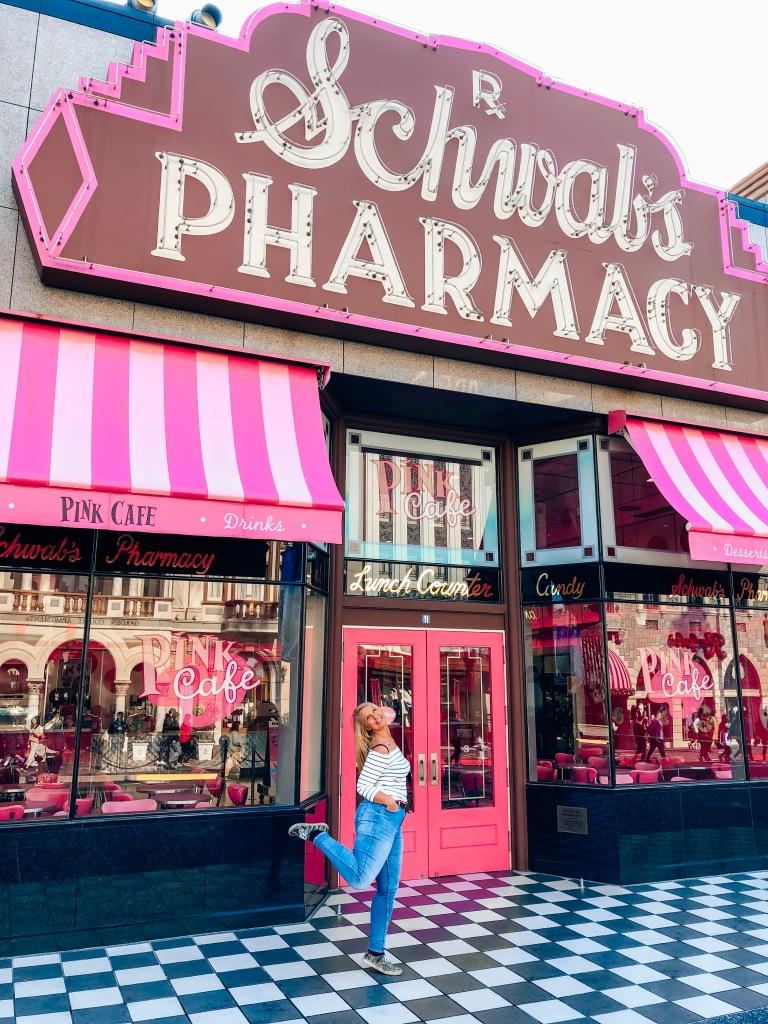 Universal Studios Japan Pharmacy