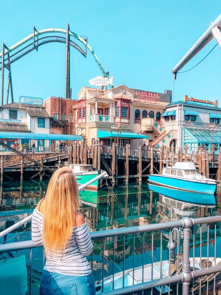 Universal Studios Japan San Francisco