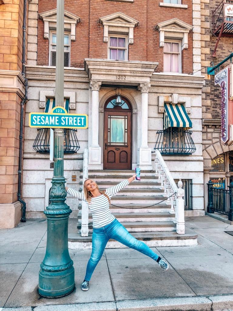 Universal Studios Japan Sesame Street