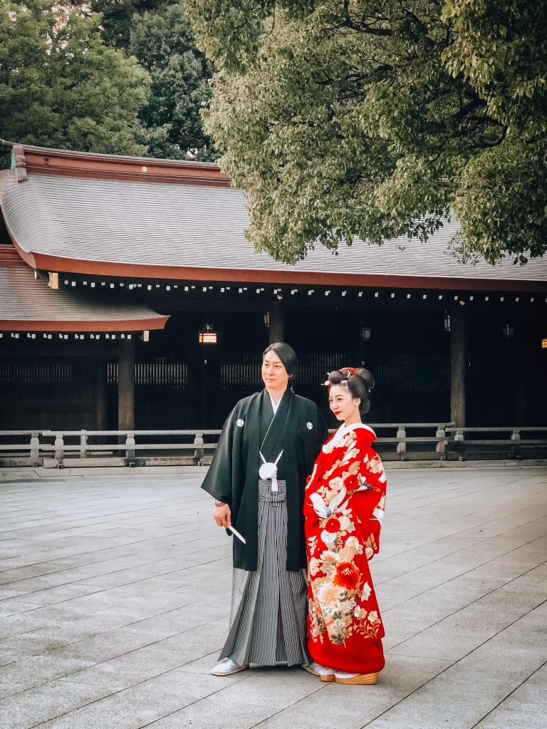 Geisha Wedding