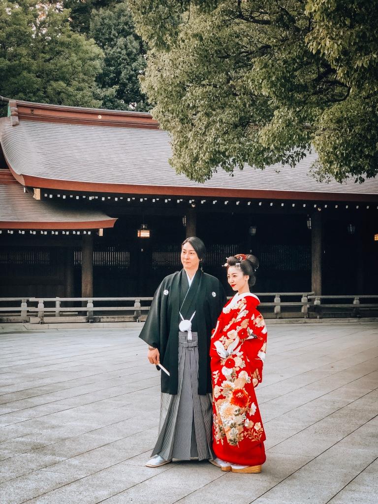 Geisha Wedding