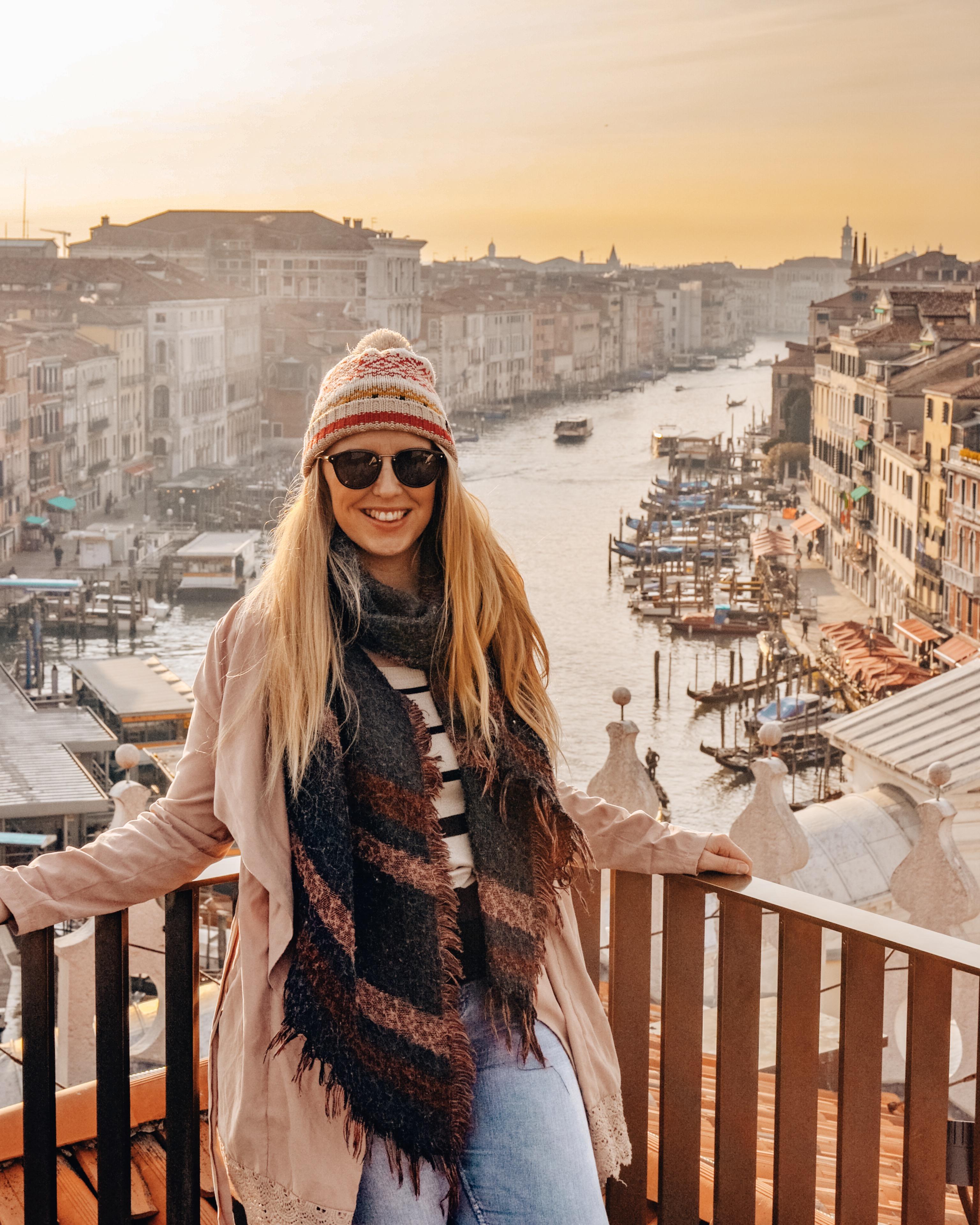Fondaco Dei Tedeschi Viewpoint, Venice