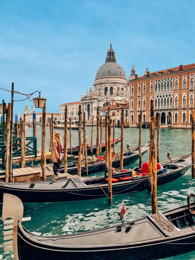 Gondola Photo Spot Venice