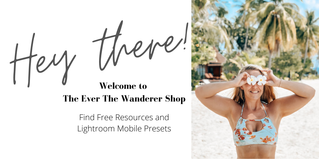 Ever The Wanderer Shop